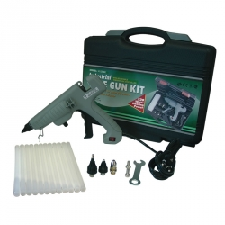 Kit pistola de encolar termofusible