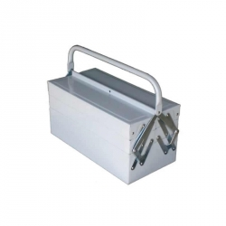 Caja desplegable con 6 compartimentos